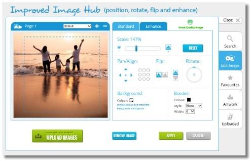 Hello Market Image Hub